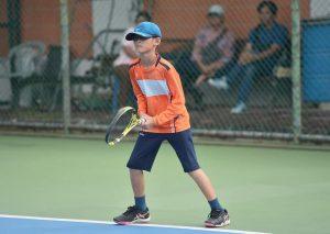 นักเทนนิสเยาวชนไทย