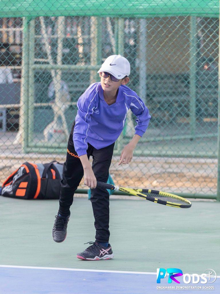 เทนนิสเยาวชน รุ่นอายุไม่เกิน 12 ปี